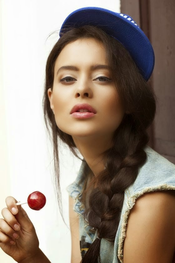 Beautiful Hairstyle To Wear Under Hat - Indian Makeup and Beauty Blog