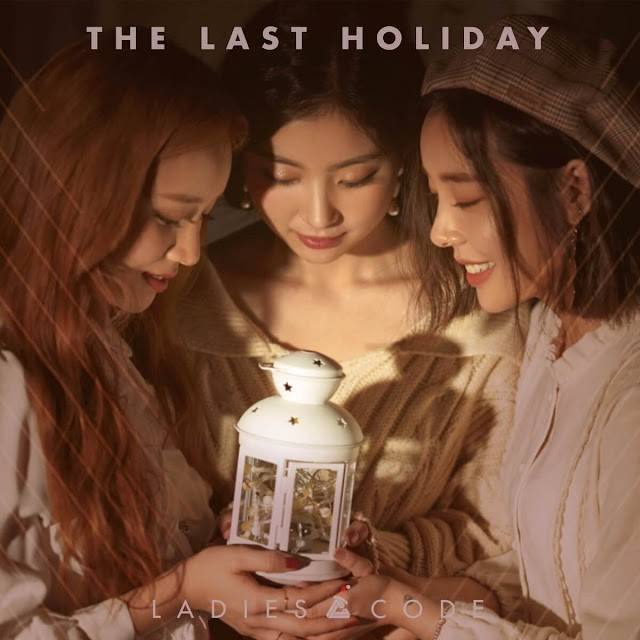 Ladies' code the last holiday comeback single