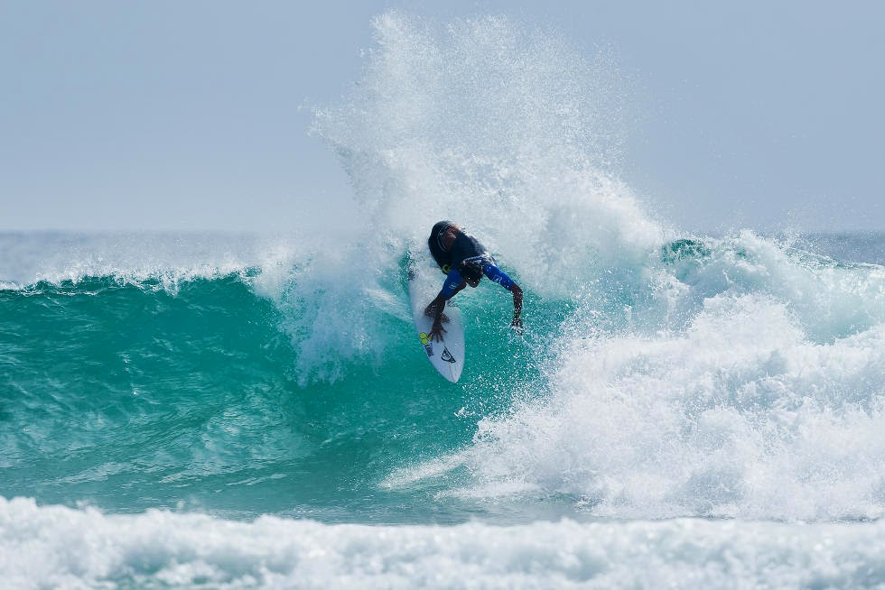 46 Quiksilver Pro Gold Coast 2015 Connor O Leary Foto WSL Kelly Cestari