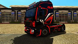 ASUS skin for Iveco Hi-Way