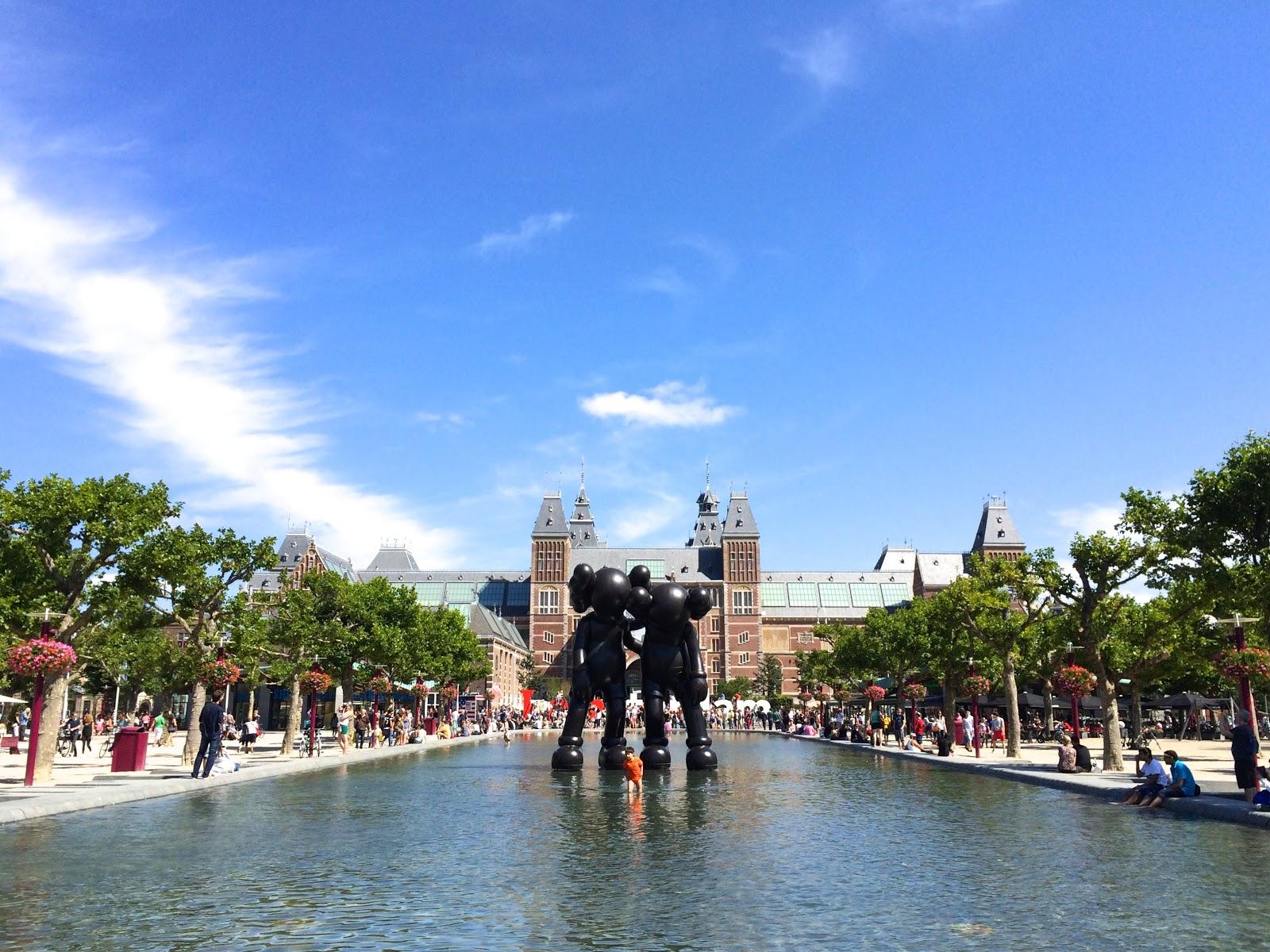 Amsterdam Hotspot guide & map