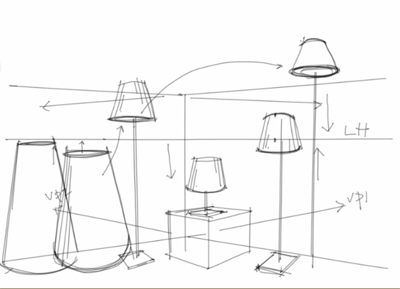 Id Render How To Draw Lamps