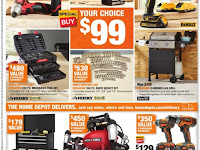 Home Depot Ad Flyer 6/13/19 (or 6/14/19) and 6/20/19