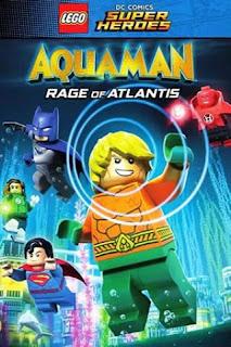 LEGO DC Super Heroes: Aquaman: la ira de Atlantis en Español Latino