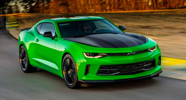 2017 Chevrolet Camaro 1le Packages Beefed Up V6 And V8 Models Introduces Gt4 Cl Race Car Pratt Miller Has Just