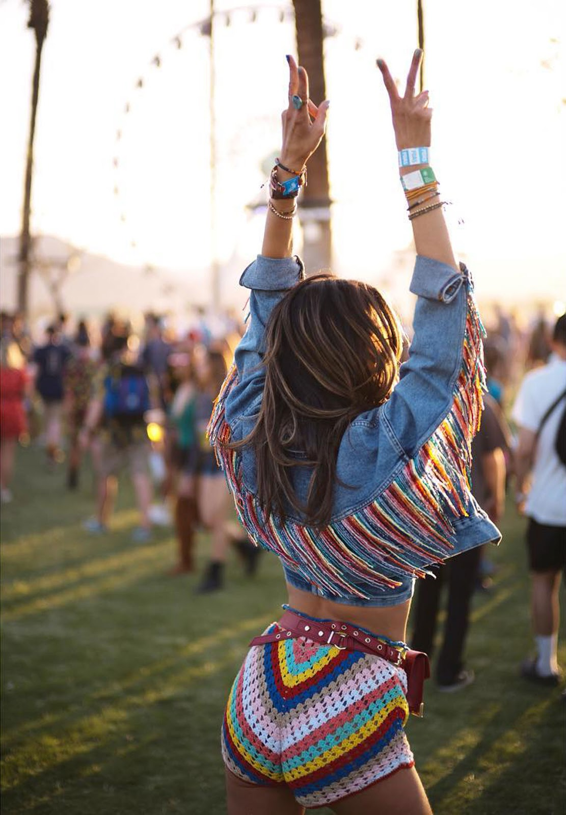 Crochet at Coachella