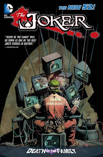The Joker Death of the family Collected edition