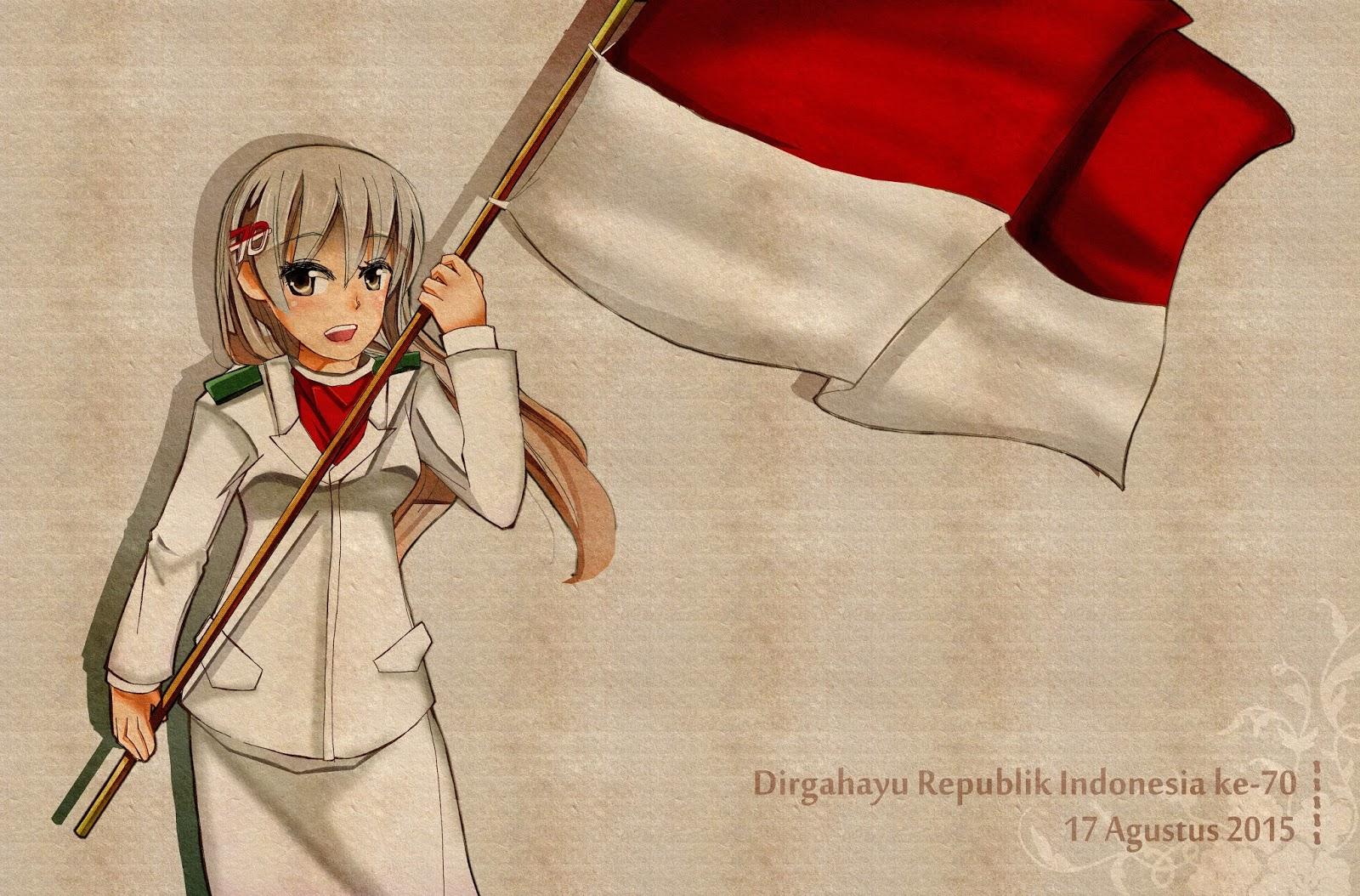 Dirgahayu Republik Indonesia Ke-70