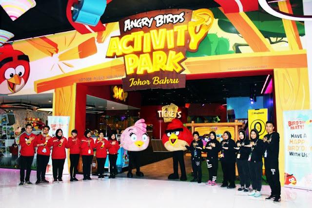 Angry Bird Theme Park Johor