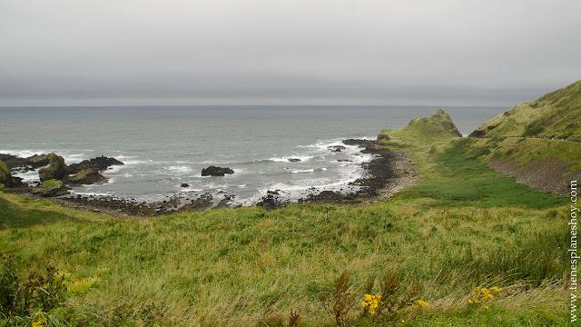 Costa Calzada del Gigante Irlanda del Norte