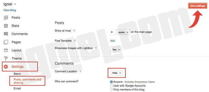 Cara Memasang Kotak Kolom Komentar Facebook di Dalam Postingan Blogspot