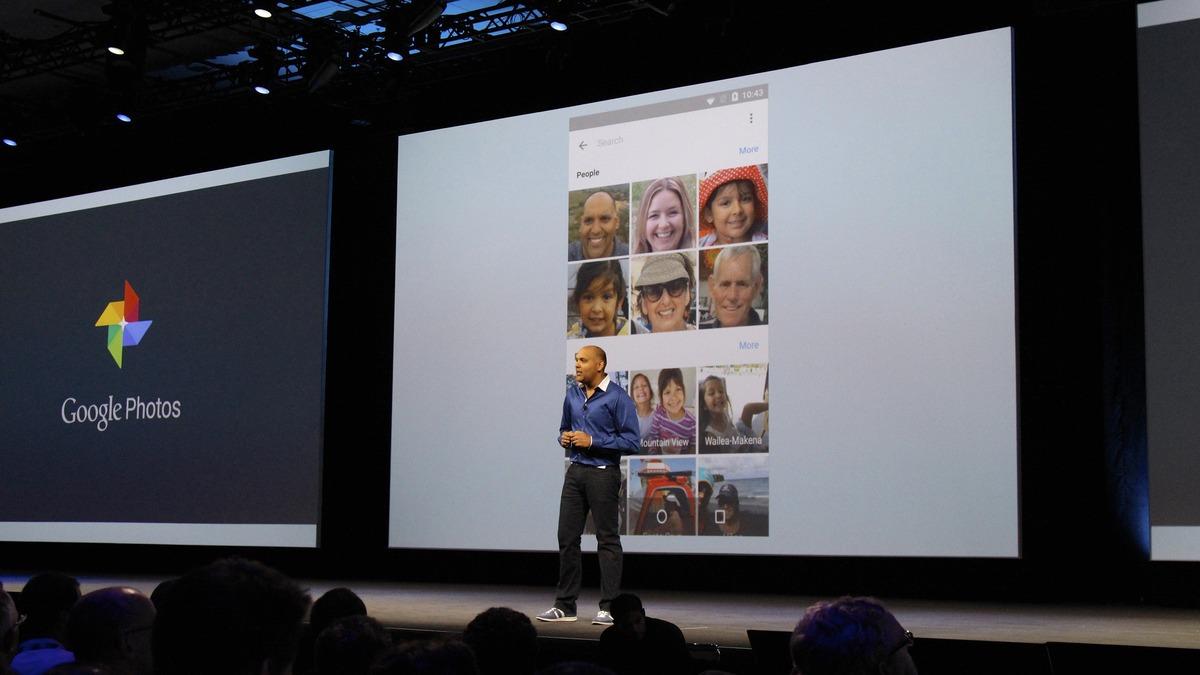 Google Fotoğraflar uygulaması