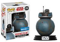 Pop! Star Wars: The Last Jedi - Resistance BB Unit  (WalMart)