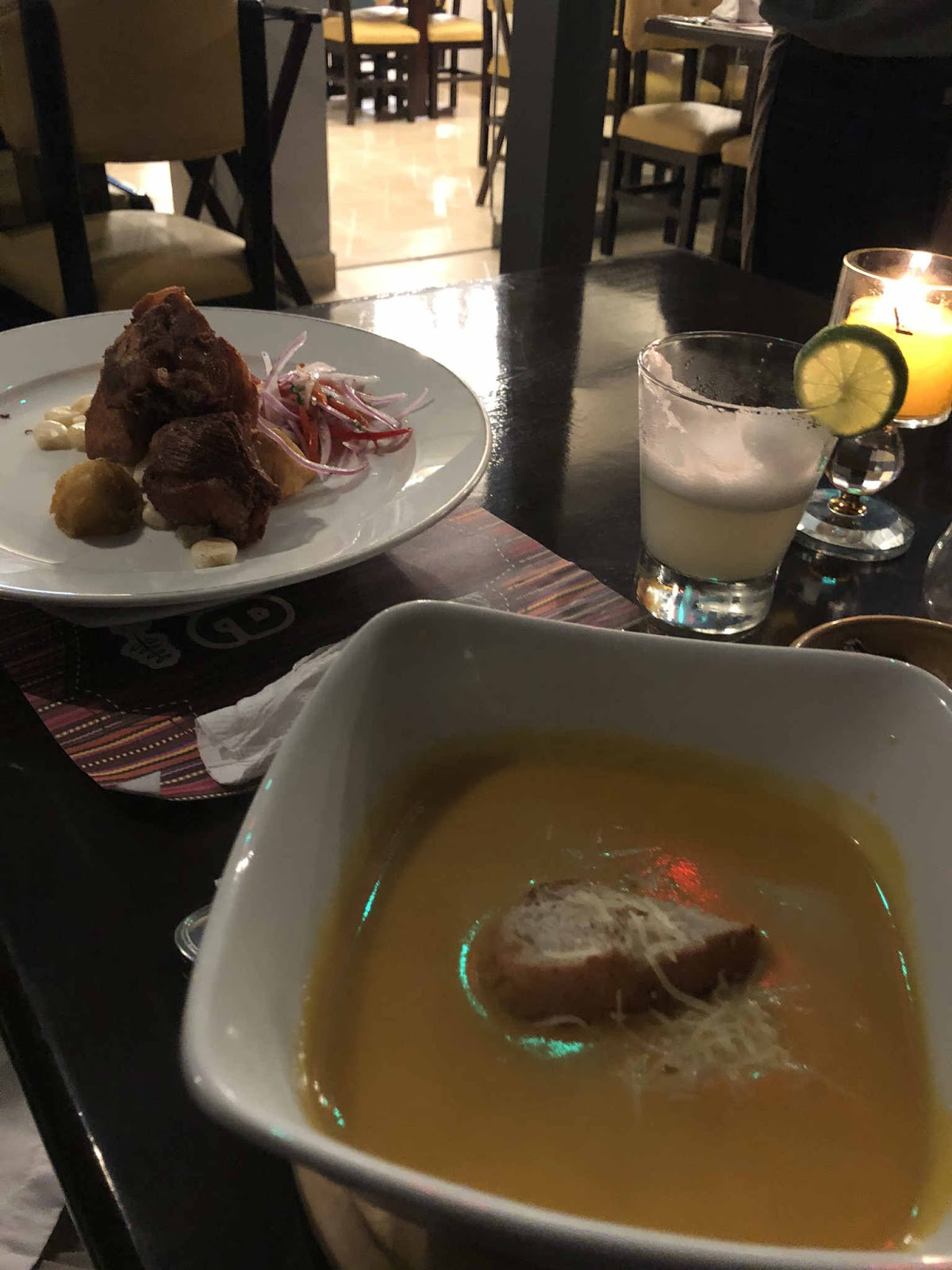 Restaurante Full House - Aguas Calientes