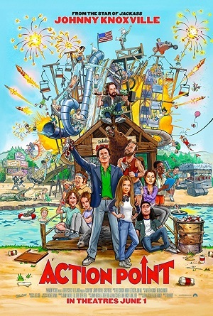 Action Point BluRay