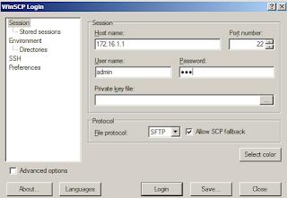 FTP mikrotik