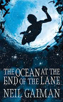 Book cover image of The ocean at the end of the lane