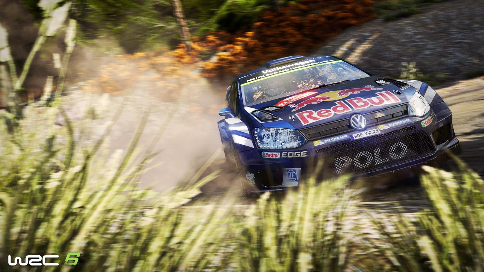WRC 6 FIA World Rally Championship ESPAÑOL PC (STEAMPUNKS) + REPACK 4 DVD5 (JPW) 8