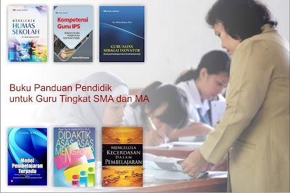 Buku Panduan Pendidik untuk Guru Tingkat SMA dan MA