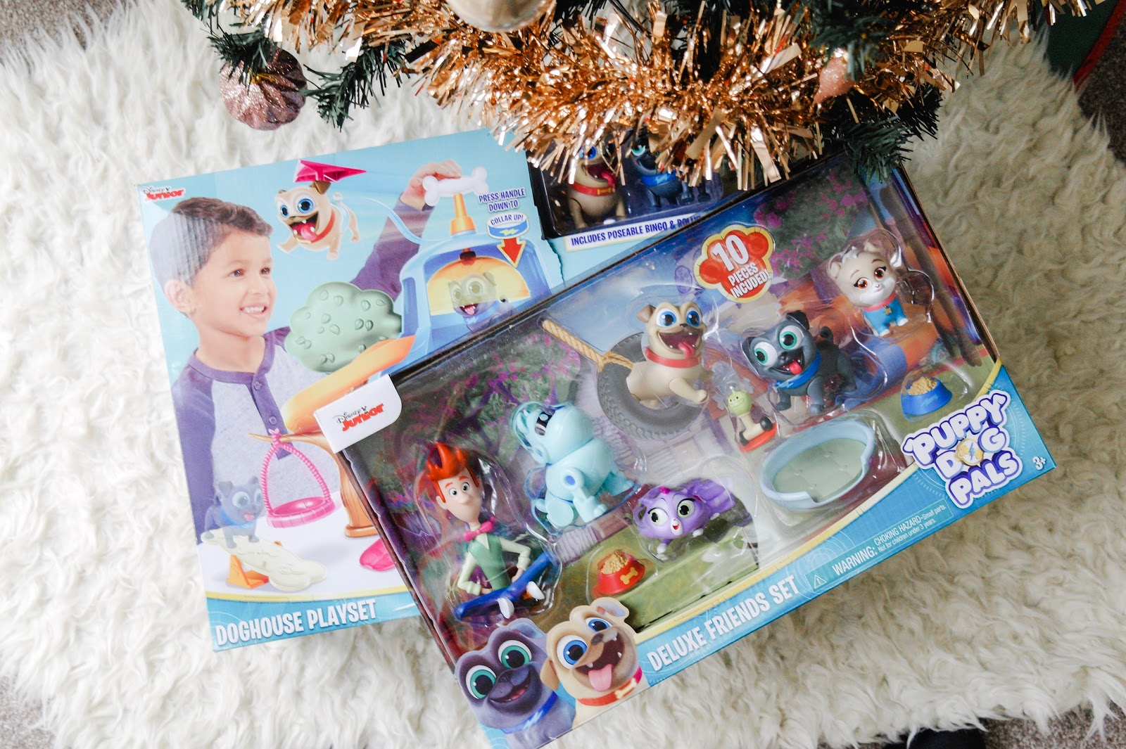 Puppy Dog Pals Doghouse Playset Mimi Rose And Me