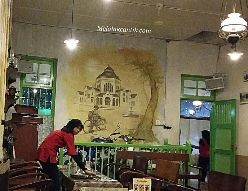 Rasa Tradisional di Roemah Indonesia Kitchen Medan