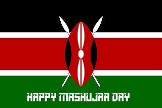 mashujaa day quotes on kenya flag