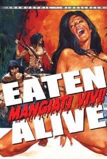 Eaten Alive AKA Mangiati vivi! 1980