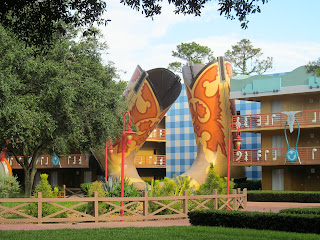 All Star Music Resort at Disney World Fun!