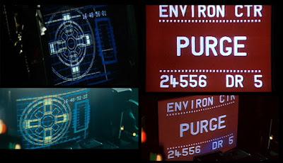 Conexión entre Alien y Blade Runner - Interfaz de las naves