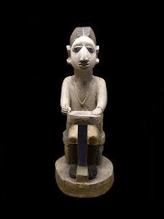 Statue d'un fonctionnaire