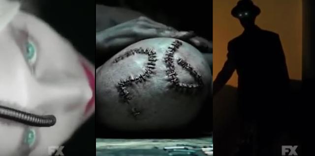 3 nuevos teasers de la sexta temporada de 'American Horror Story'