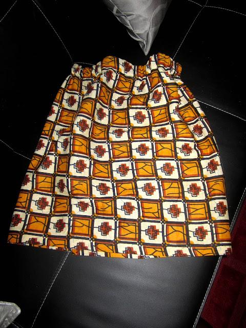 faire une jupe sans machine à coudre