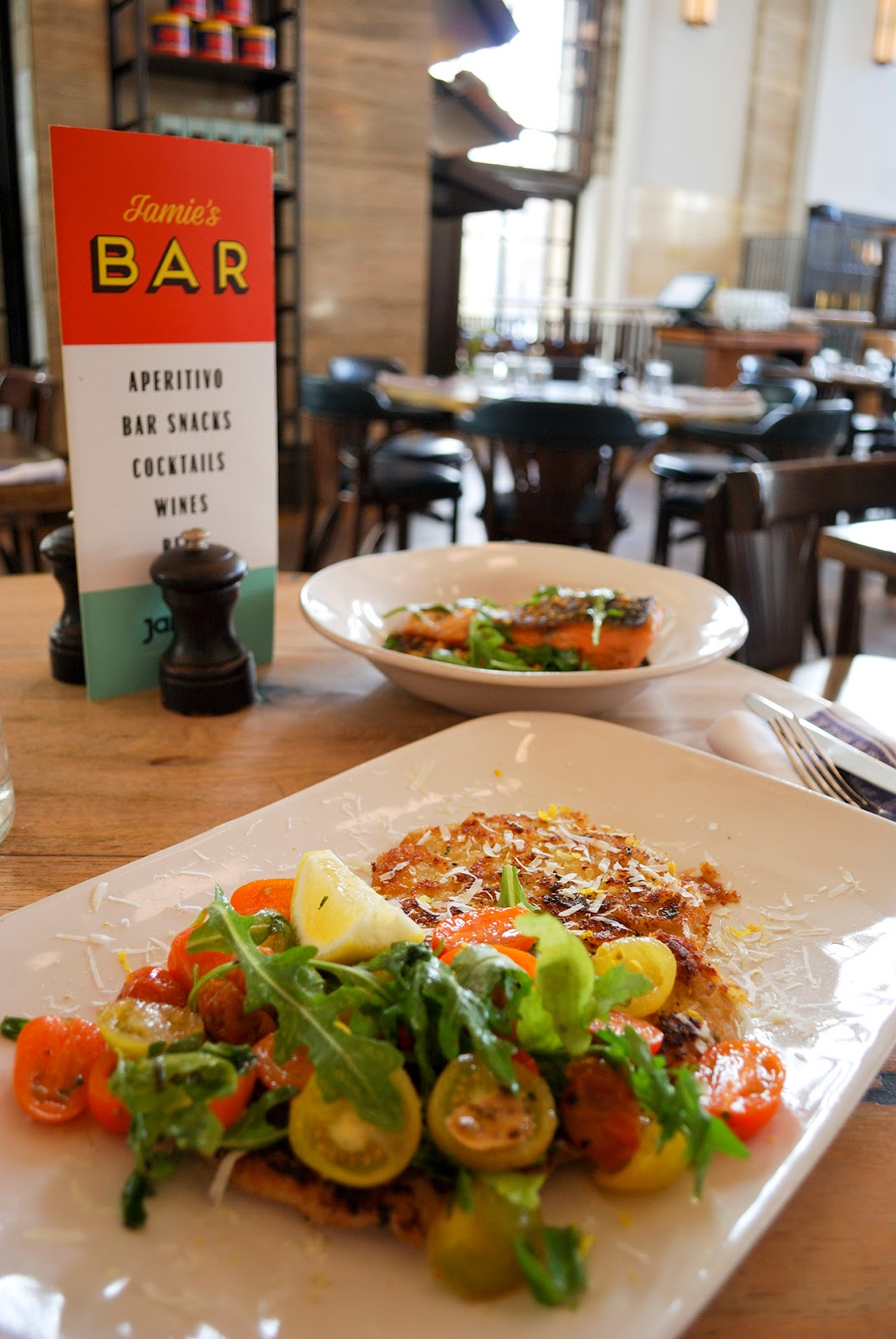 jamie's italian restaurant adelaide australia