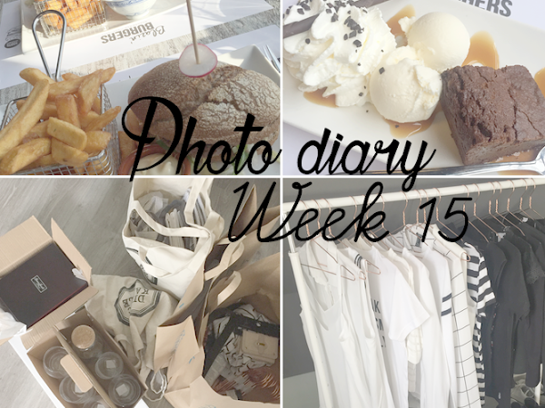 Photo Diary Week 15 - April 2016