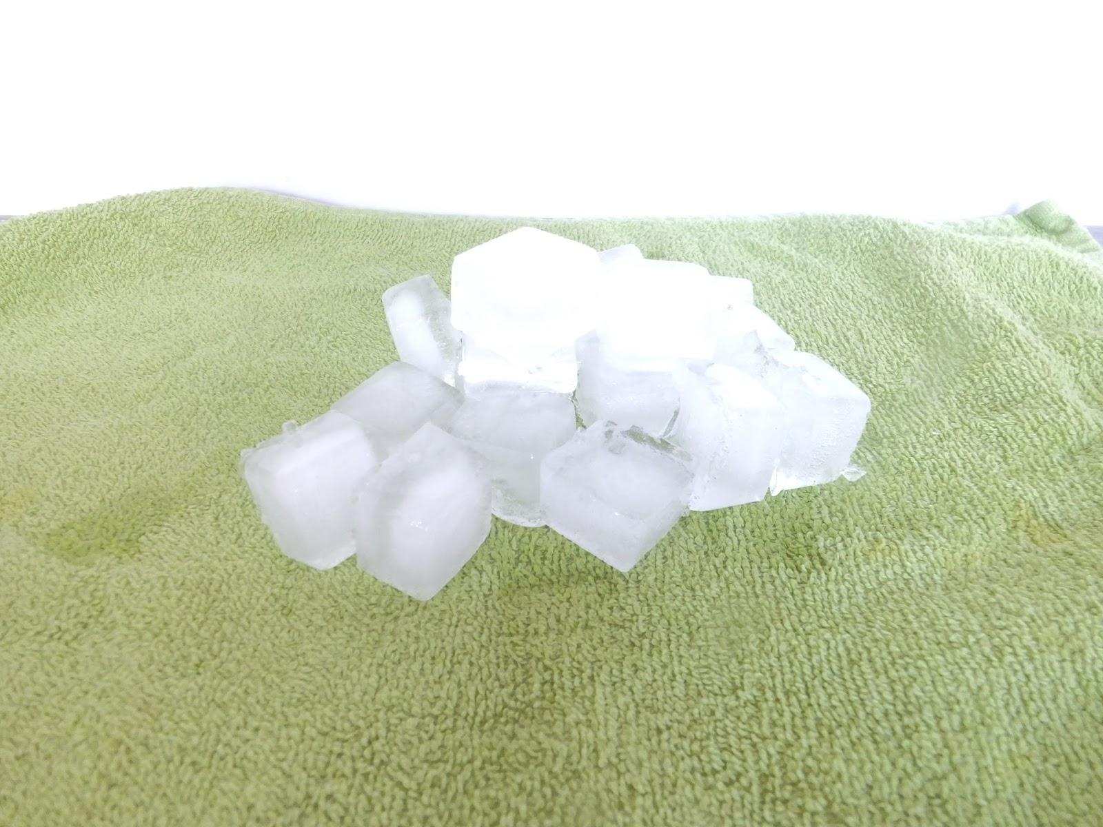 be creative crushed ice diy. Black Bedroom Furniture Sets. Home Design Ideas