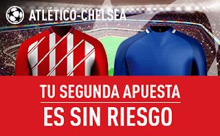 sportium promocion champions Atlético vs Chelsea 27 septiembre