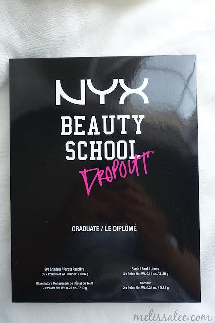 nyx, nyx cosmetics, nyx class of 2016, nyx class of 2016 event