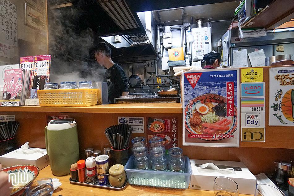 รีวิวตรอกราเมน Ramen Alley Sapporo พร้อมวิธีเดินทาง