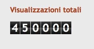 Quattrocentocinquantamilavolte Grazie!