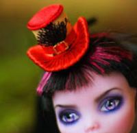 кукольные шляпки своими руками