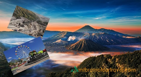 Mount Bromo Tour and Batu Malang 3 days 2 nights in East Java