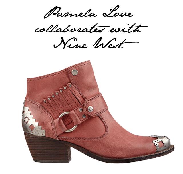Pamela Love Nine West Boot