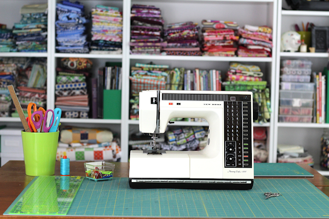 refurbish your sewing machine
