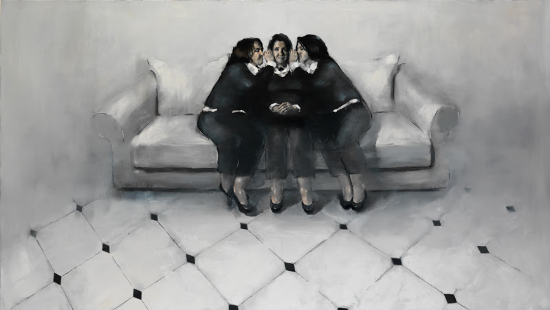 Paintings by Achilleas Pistonis from Greece.