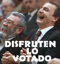 Meme: disfruten lo votado