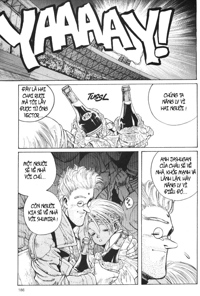 Battle Angel Alita chapter 22 trang 28