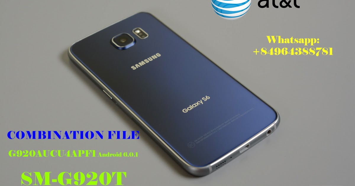 File Combination G920A Android 6 0 1 Factory_SW