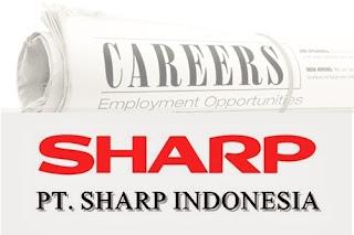 PT. Sharp Electronic Indonesia - Operator Produksi