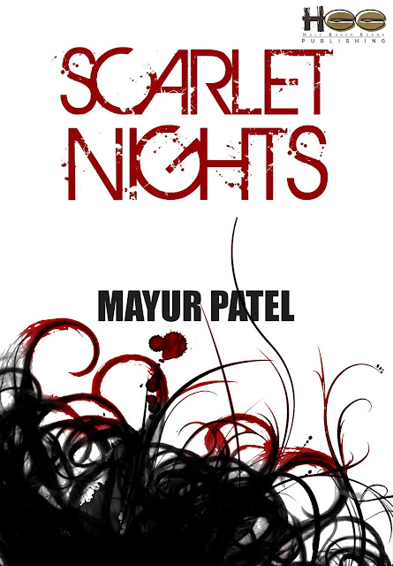 Book Review : Scarlet Nights - Mayur Patel