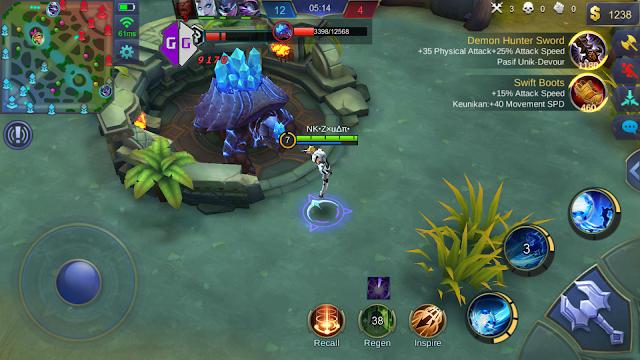 Cara Hack Game Mobile Legends Dengan Menggunakan Game Guardian Tanpa ROOT Terbaru